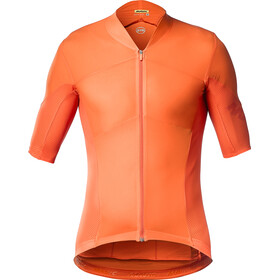 Mavic Cosmic Ultimate SL Kurzarm Trikot Herren red-orange